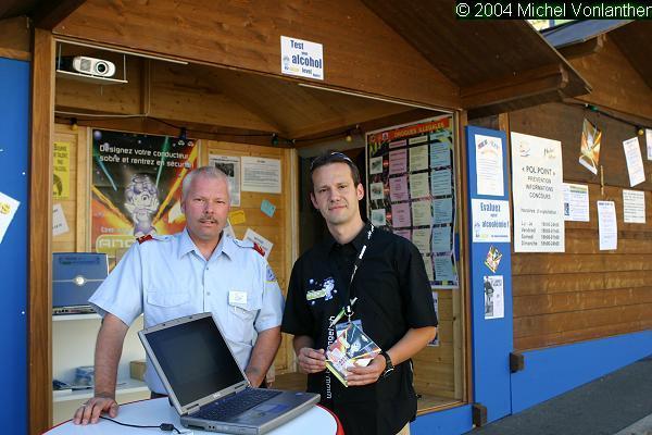 JAZZPHONE: historique 2004