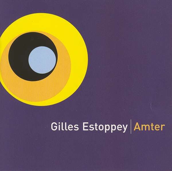 "Featured recording ""Gilles Estoppey AMTER"""
